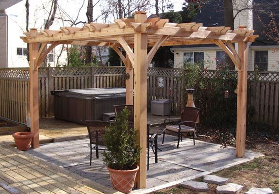 Covered Pergola Plans Furniture Plans Free Download | royal71lmn