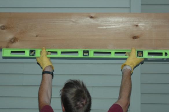 Setting girders 4